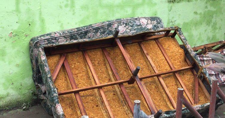PDDH verifica daños por lluvias en Colonia Santa Lucía