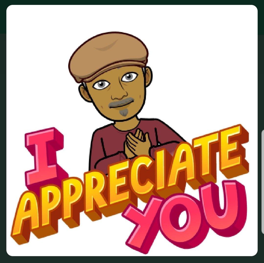 @DeniseDarrer @MaddyVBNMW @Gr3Te4rights @BrendaBalazs @michelle_spenc @small1ldy1 @zelda229 @RhymesRadical @kodiak149 @LaurelBlu2 @CokoGay @Missin_Florida @Winners786 @sdr_medco @simplyjustbeing @InThe845 @phyllisj1003 @BlueR00n @Fired_Soon Thank you sweet Denise ✌🏾🖖🏾