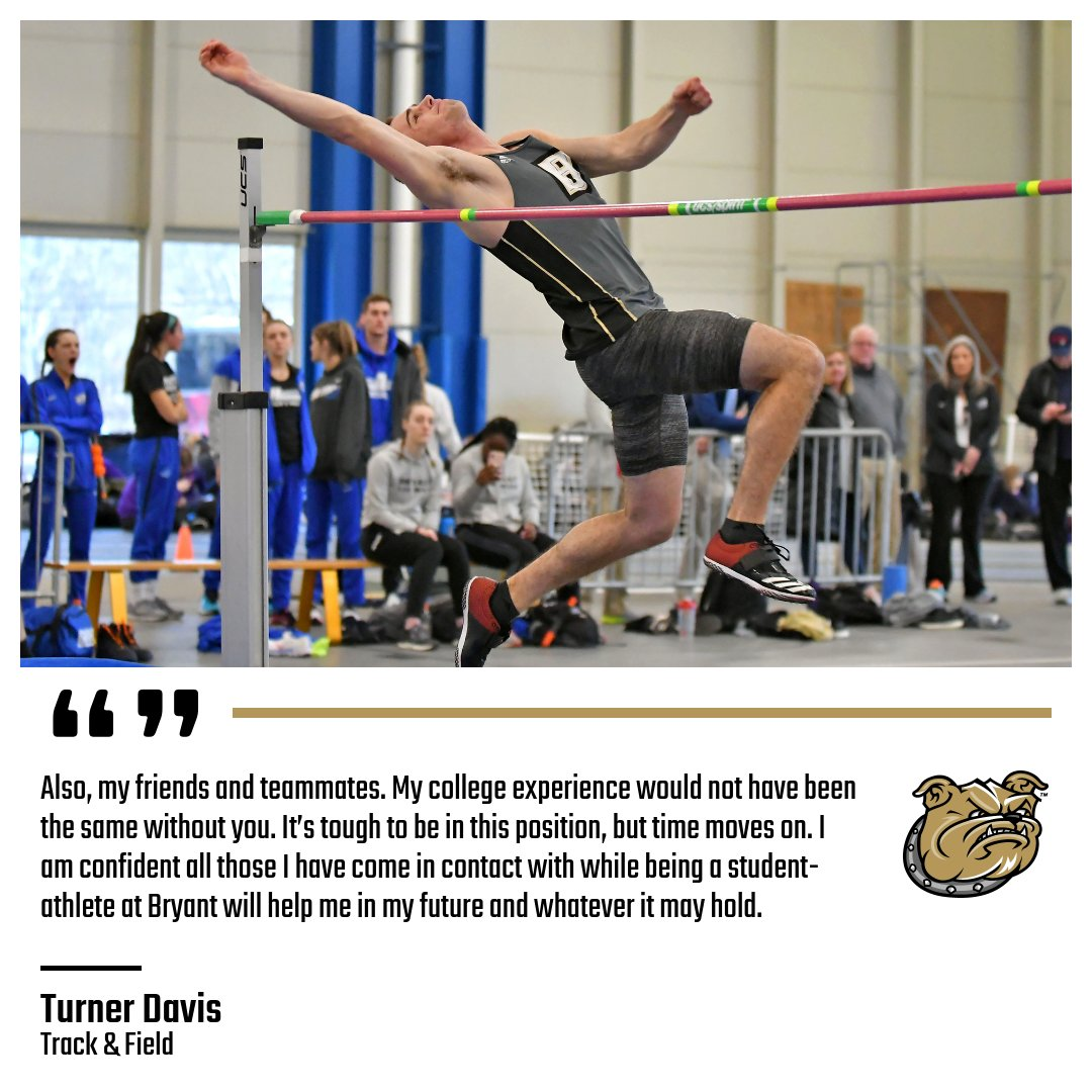 𝓣𝓱𝓪𝓷𝓴 𝓨𝓸𝓾, 𝓑𝓻𝔂𝓪𝓷𝓽  👤 Turner Davis 🌍 Westbrook, Conn. 🐶 @BryantXCTF 📝 https://t.co/zmW57oCjwd  #WeAreBryant https://t.co/VM6XSSfZ4h
