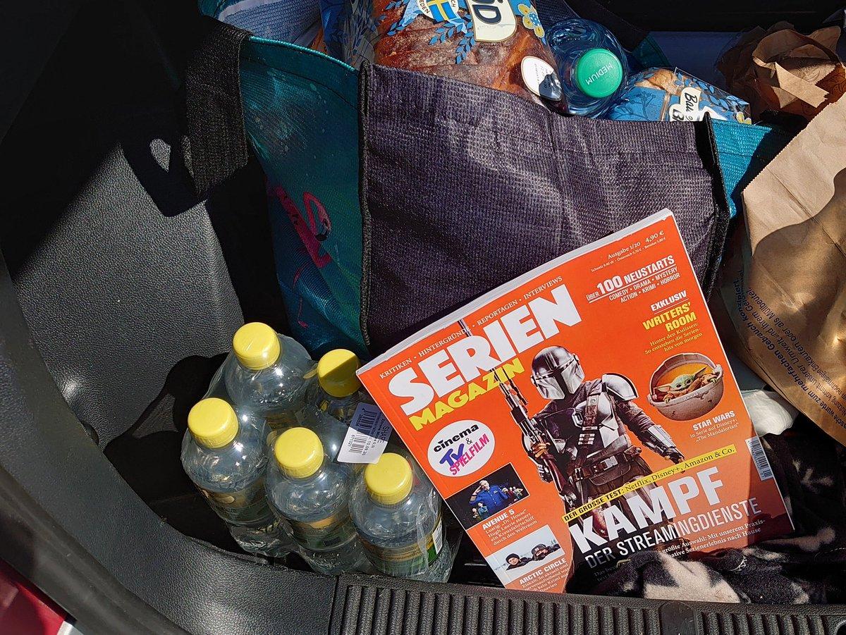 Ich war dann mal einkaufen...  @CINEMA_KINO_DVD https://t.co/fOLhDQTA6w