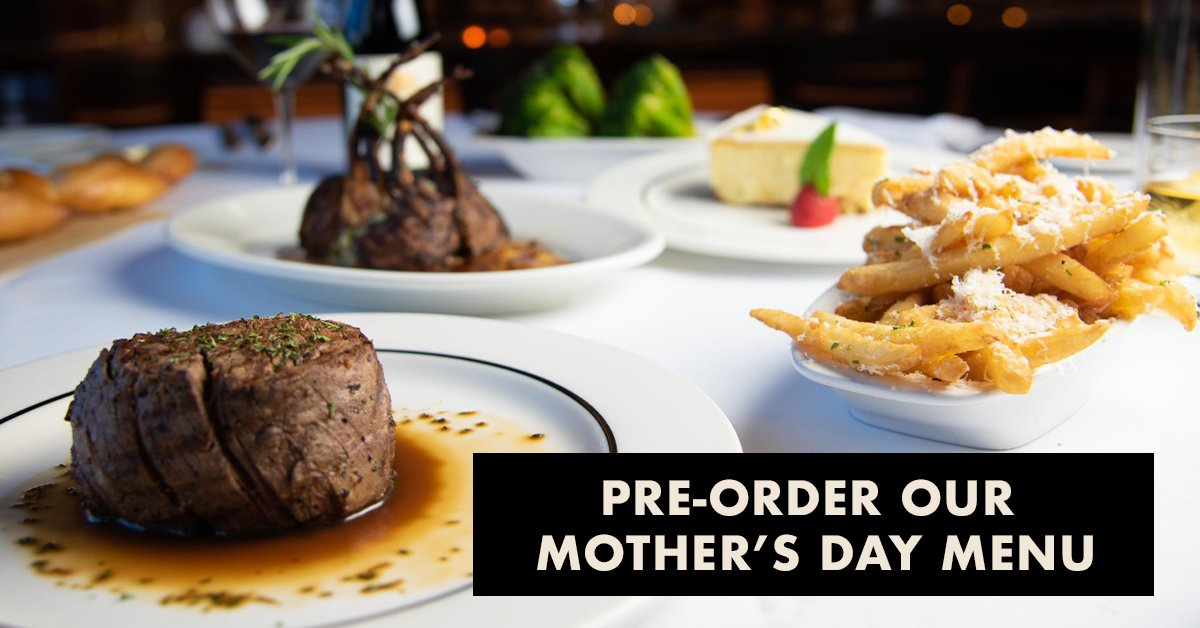 Don't forget Mother's Day is on Sunday! Order mom a wonderful meal from Frankies: ow.ly/MWnh50zti6D