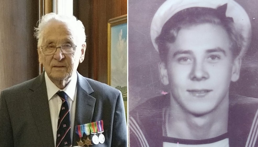 Norwegian startup @_NoIsolation launches the campaign Send a Thank You to British WWII Veteran on #VEDay. 🇳🇴They are using their technology to reach out war veteran Kenneth Foster, 95, who lives in UK. How? By providing a KOMP, the one-button computer. 🤩noisolation.com/uk/news/takk-k…