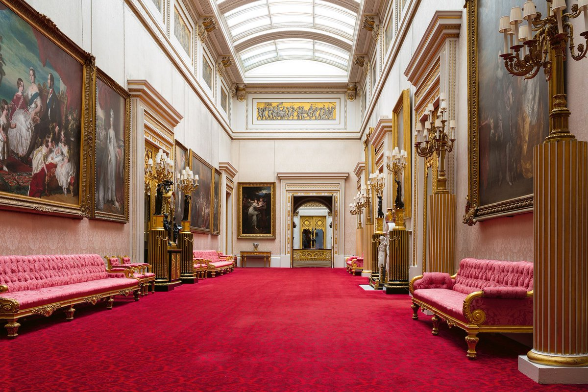 inside buckingham palace documentary - HD3000×2000