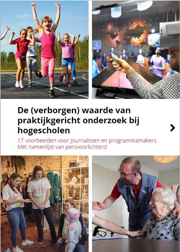 Ook in coronatijd blijkt de grote waarde van praktijkgericht onderzoek voor maatschappelijke vraagstukken. Daarom voor de Nederlandse pers: deze publicatie, een uitnodiging om op zoek te gaan naar de kennis en expertise van 37 hogescholen. https://t.co/i6LZ6CUyol @Ver_Hogescholen https://t.co/7V0qeW2c7d