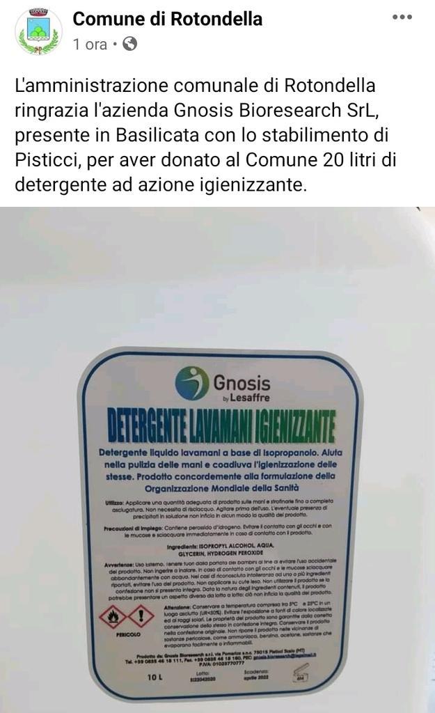 #COVID19 #rotondella #Basilicata https://t.co/7LKx...