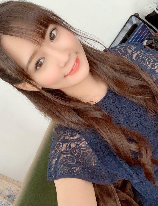 AV女優広瀬なるみのTwitter自撮りエロ画像4
