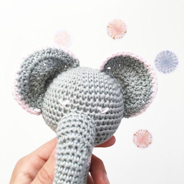 Elefante Sonajero | 640x640