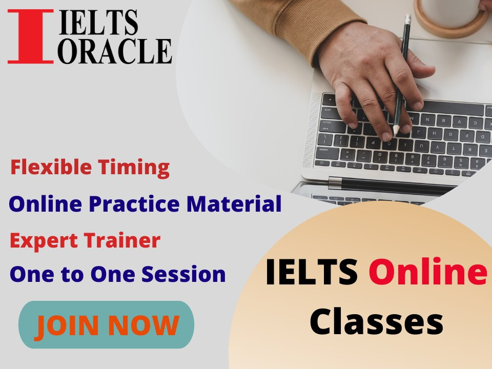 The best way to improve Linguistic skills is to practice more. So Hurry up and click the link to book a seat for Online IELTS Coaching: https://bit.ly/2Uk9iKE  #onlineieltscoaching #onlineieltsclasses #onlineclasses #onlinepreparation #ieltsoracle #onlinecoachinginstitutepic.twitter.com/YiN1Mz3ZhX