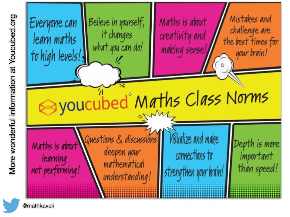 Cleaning my digital closet, I found this beauty and thought it was perfect timing. If youre looking for a clickable PDF example of @joboalers #PositiveMathNorms find it tinyurl.com/y3c9mj6a #MTBoS