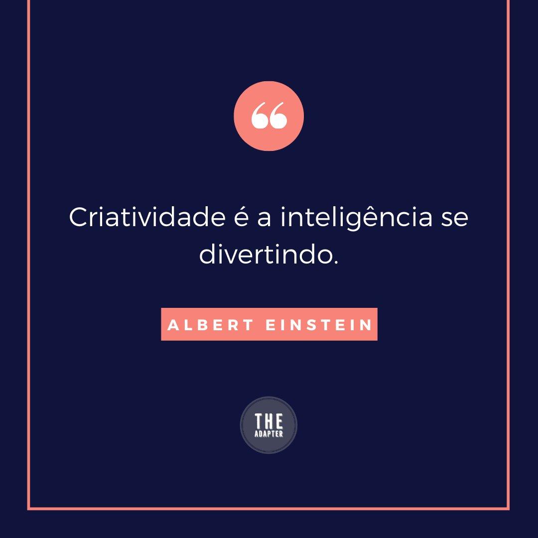 """""""Criative-se!"""" #inovaçao #transformaçãodigital #novosprojetos #ideias #negócios #empresas #empreendedorismopic.twitter.com/G1QNh1Vuby"""