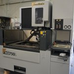 Image for the Tweet beginning: 2014 Sodick AQ750L wire EDM
