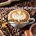 I run on coffee and CBD oil! #cbdoil #cbdedibles #hempoilextract #cannabidiolinfused https://t.co/ZQ2HYJX5R0