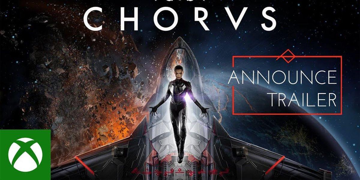 Chorus video game 2021