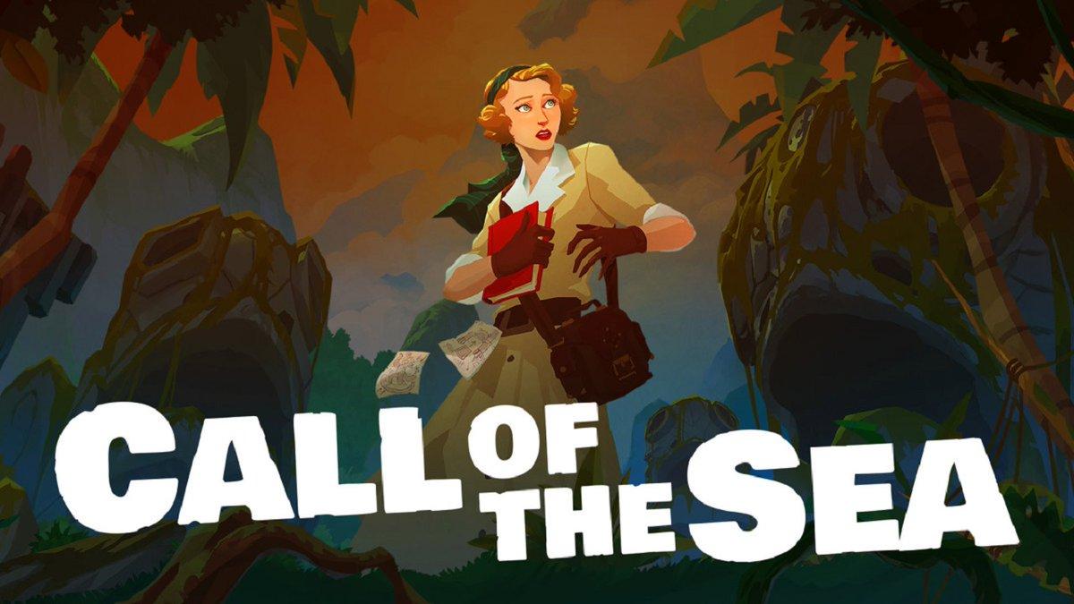 Call of the Sea game