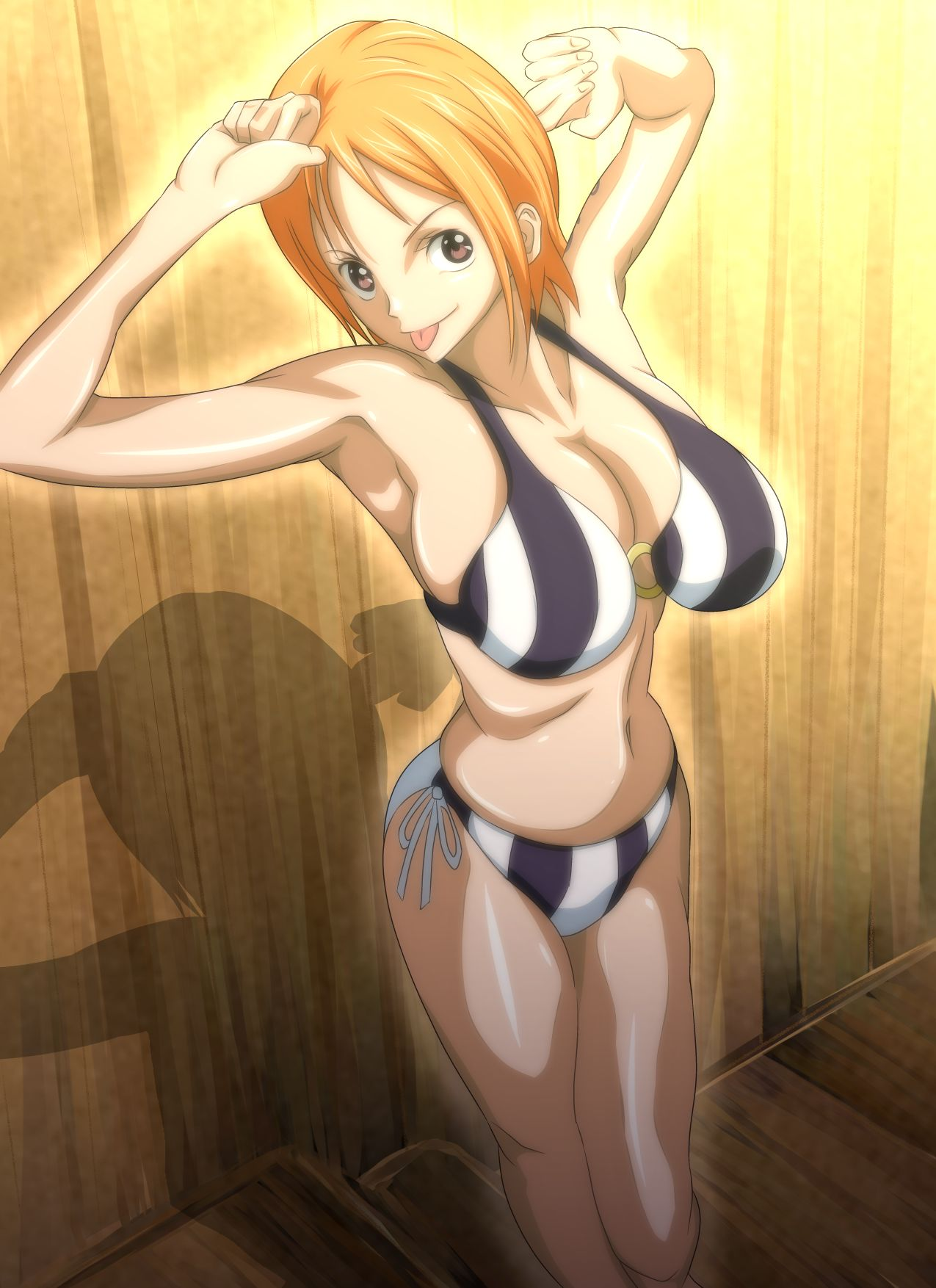 Cup size nami League of