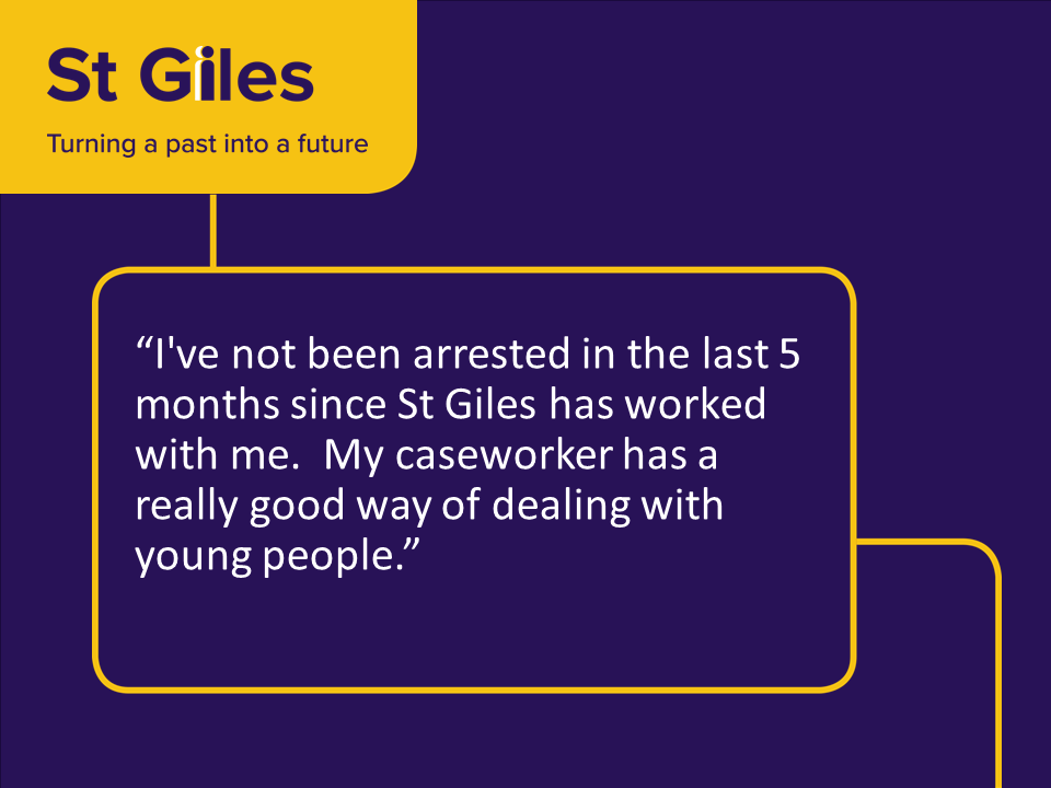 Were always so happy to help vulnerable people turn their lives around. Heres another lovely quote from someone weve helped make positive changes to their lives. tinyurl.com/qkojk2f #CoronaVirus #charity #giving