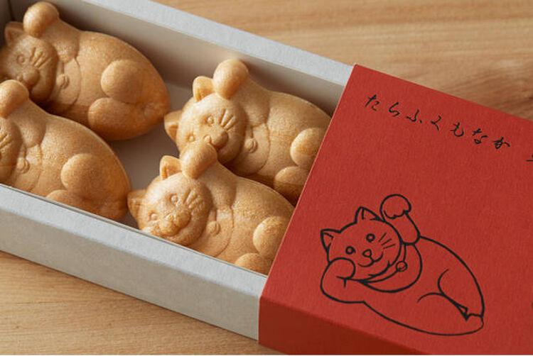 錦糸町の和菓子や「白樺」ねこのもなかがかわいすぎて食べるのがもったいない