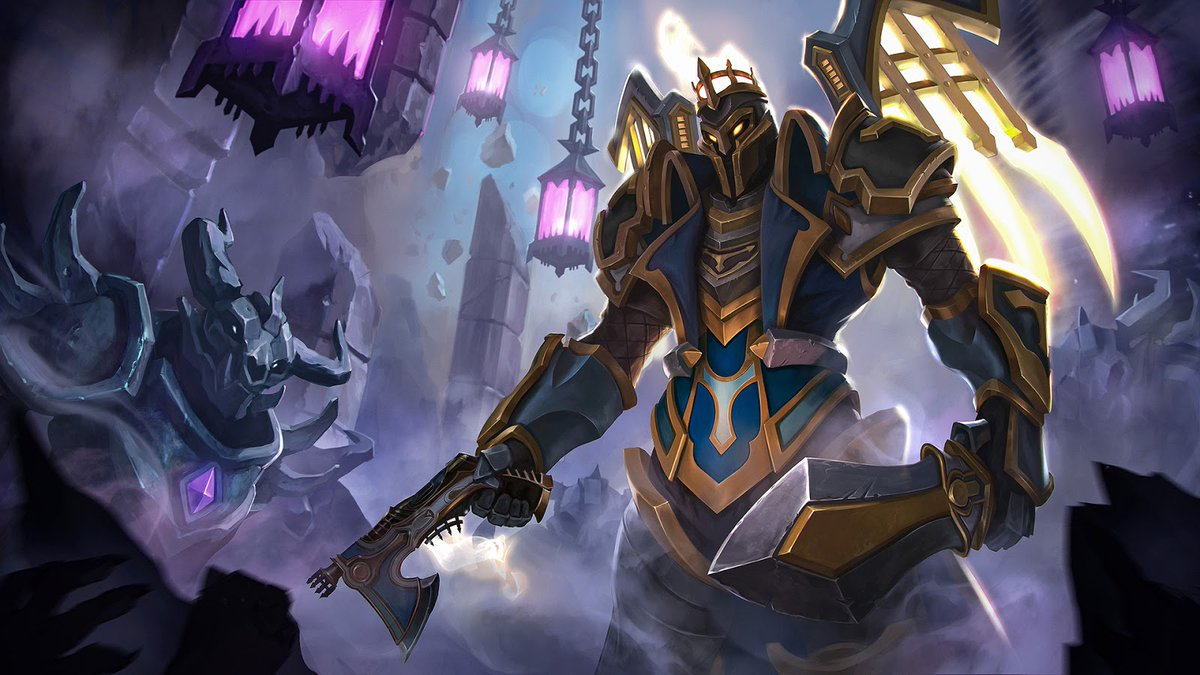 Paladins The Game On Twitter Our All New Champion Corvus Released Last Week Get This Exclusive Pyre Lord Magnus Skin For Him In The Game For 800 Crystals Https T Co Zvig15sebh @assassinskye @paladinsporn @pixiekittie_ @amia_kimirasu #paladins #paladinsart #skye pic.twitter.com/mb4xqy10n3. exclusive pyre lord magnus skin