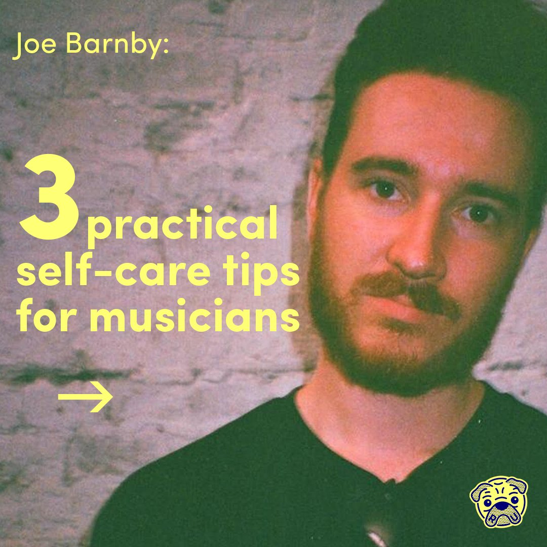 We had a chat with doctoral researcher @joebarnby to discuss the importance of #mentalhealth, how #kindness goes a long way, where to start & practical tips for #musicians: fal.cn/37WVc #MentalHealthAwarenessMonth