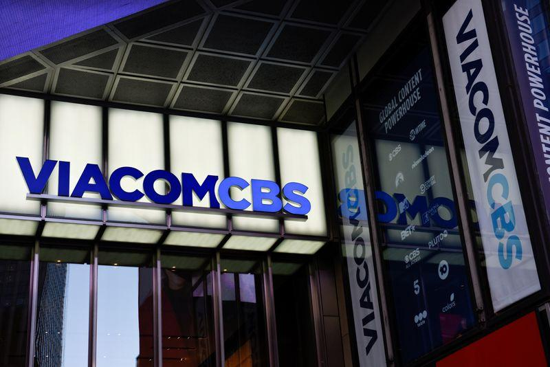 ViacomCBS beats revenue, profit estimates as lockdowns boost streaming demand