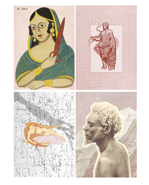 If you love experimenting or expressing yourself with #collage here's an ace blog post on how to assemble collages using the million plus openly licensed #publicdomain digitised images on the British Library's Flickr account #BLisOpen #LetsGetDigital💻💪🌍