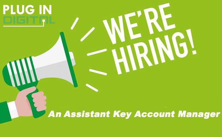 Join us as an Assistant Key Account Manager PC ;)  Please find the job description here: https://t.co/EzEec86Ip3 https://t.co/eMFyrnvY8d