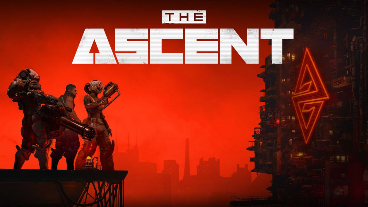 The Ascent game