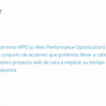 Image for the Tweet beginning: ¿Qué es el #WPO? @exp_ivan