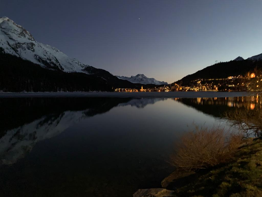 The beautiful Endagin.  #NiraAlpina #StMoritz #Switzerland #SwissAlps #StayAtHome https://t.co/dBB97Merqr