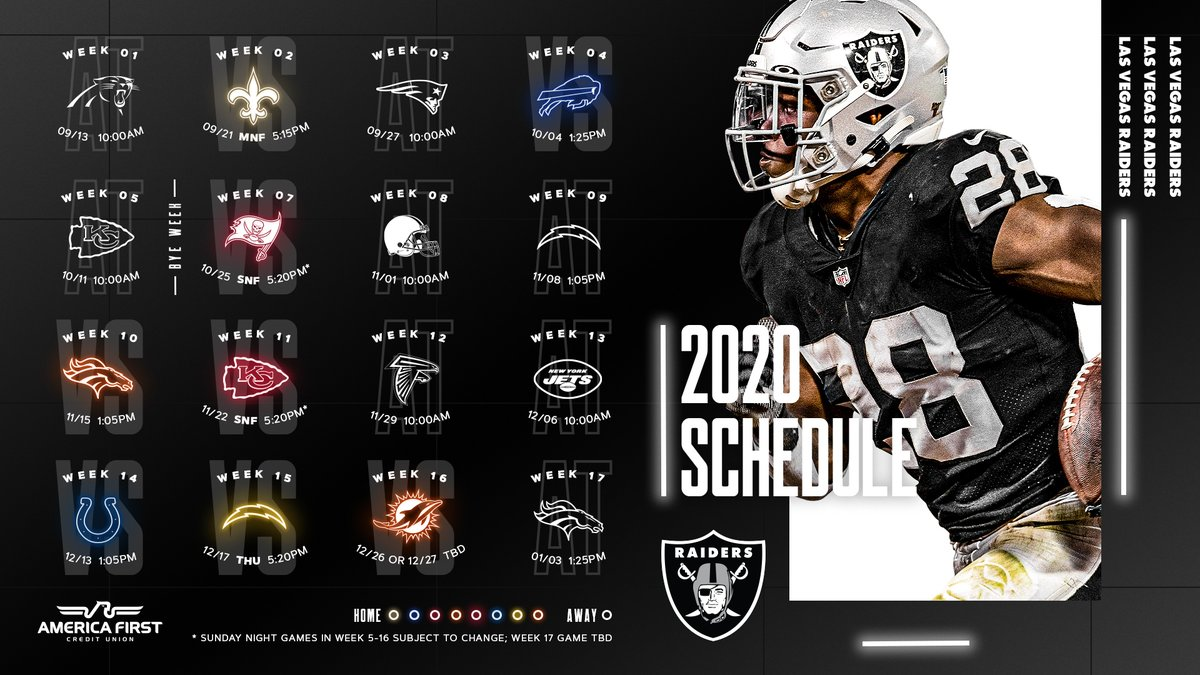 Every game matters.  Watch Coach Gruden break down the schedule now on https://t.co/CHTjGefK36.  Plus more analysis at 5 p.m. PT on @nflnetwork. https://t.co/faTCHQcRtC