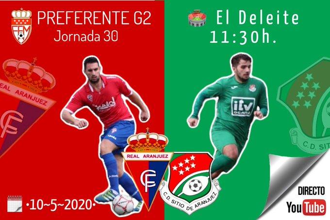 Real Aranjuez Fútbol Sitio