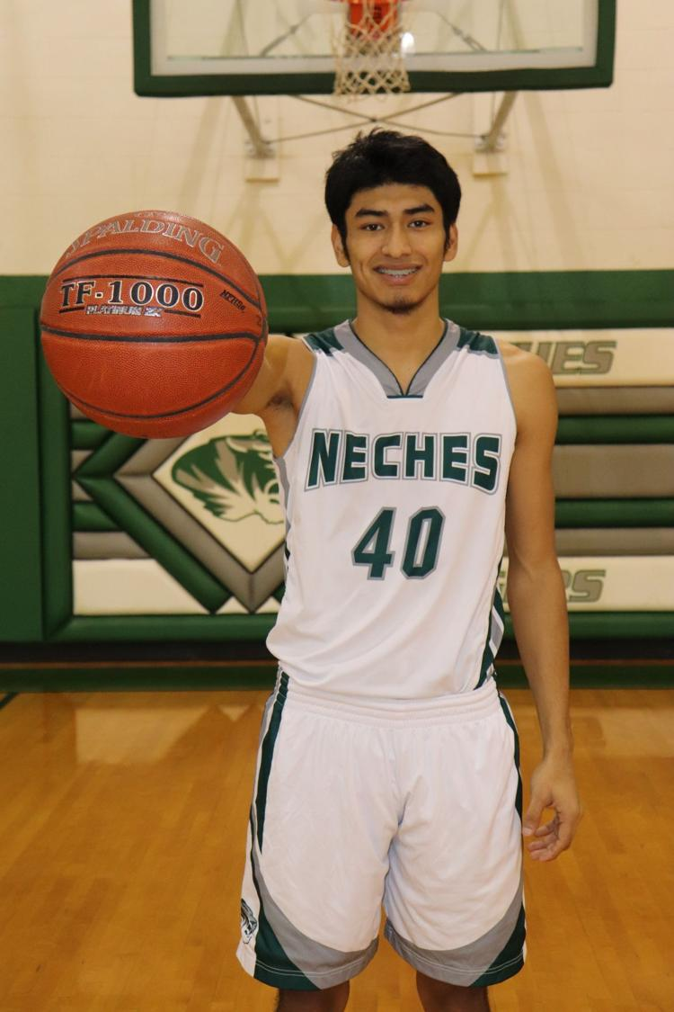 """One of today's """"From the Sidelines"""" featured athletes is Neches' Carlos Quisitan. @etfinalscore @GarrettDickson  https://t.co/lYjpnqMaBA https://t.co/xvmqVunXVA"""
