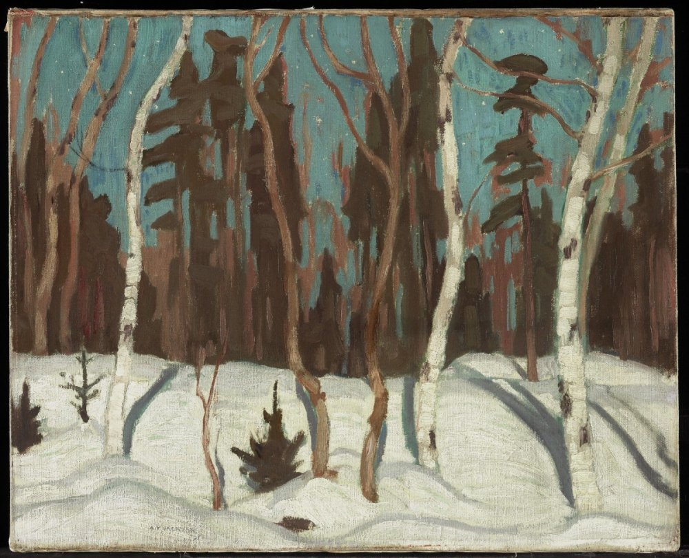 """Deny Fear on Twitter: """"A reminder that """"A.Y. Jackson"""" and """"A. Y. Jackson""""  are two different searches on Twitter. They both stand for Alexander Young. Winter  Moonlight 1921 @NatGalleryCan #GroupOfSevenAt100… https://t.co/CHBjrAVLHn"""""""