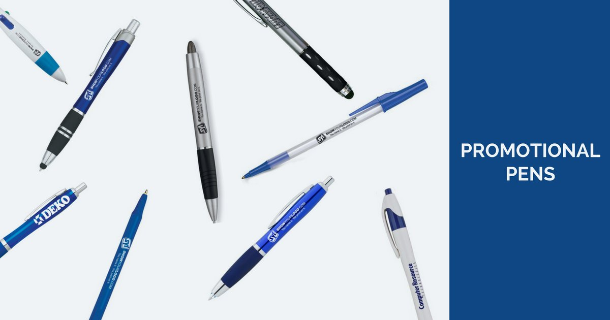 Promotional Pens Send A Pen With Your