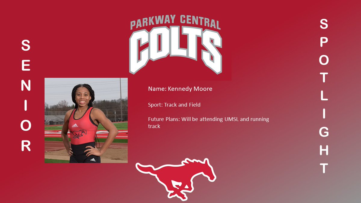 Kennedy Moore, Mackenna Westerfield, Nakira Gage #ColtProud
