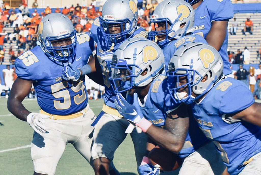 ✞ Blessed to receive an offer from Albany State.. #Banybuilt https://t.co/pXn88k9ANL