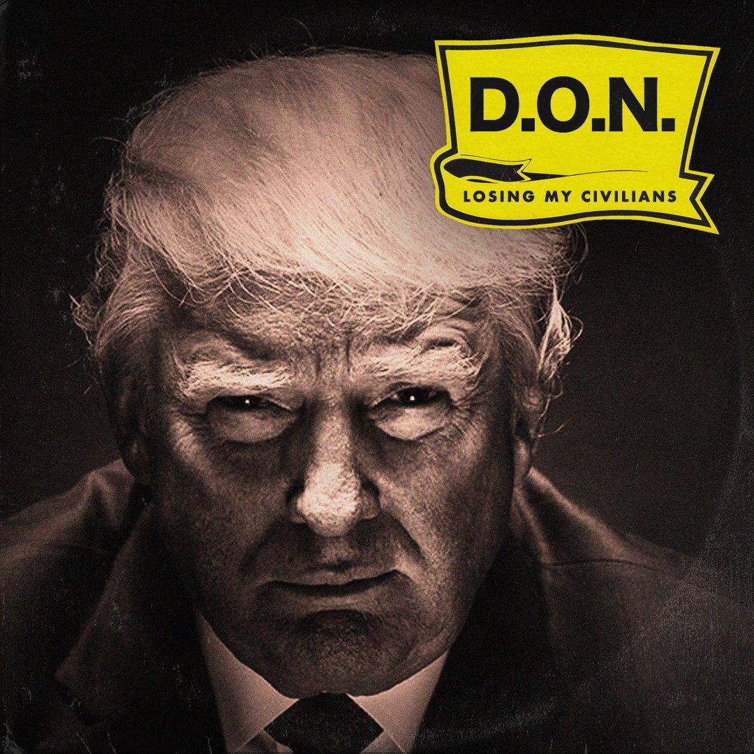 Donald Trump x REM - Losing My Civilians