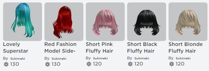 Beautiful Red Hair Roblox ゚ Sukimeki ゚ On Twitter Took Me A While To Post This But This Weeks Ugc Shop Here Https T Co Mhiesapcs9 Https T Co Jtelpkbryw Https T Co Yhksxfu4ip Https T Co Nt2rruxazo Https T Co Rxfdvegycj Image From The Catalog Cuz I
