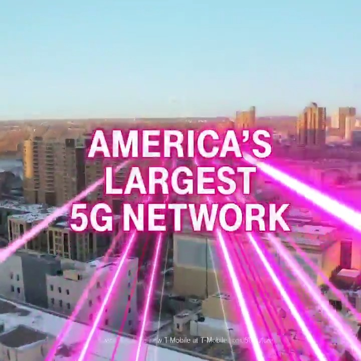 More towers. More engineers. More coverage. We're sensing a theme… See how T-Mobile and @Sprint are joining forces to build the largest, most reliable 5G network: t-mo.co/3c9oDEg