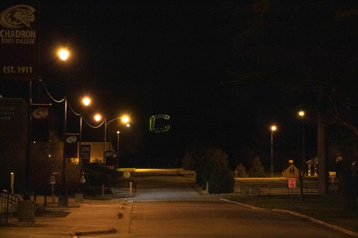 C-Hill will be lit during May to honor Mental Health Awareness Month. Thank you Community Mental Health Awareness Committee participants (@CPSCardinals, CSC, Chadron Rotary Club, Educational Service Unit 13, Western Community Health Resources, and Panhandle Partnership). https://t.co/8ECCP0pNli