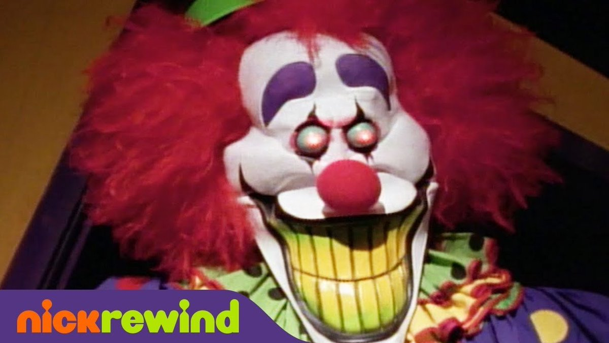Nipah On Twitter Brave Little Toaster Clown Is Always Creepy But If I Could Pick A Live Action Clown That Scared Me More Its The One From Are You Afraid Of