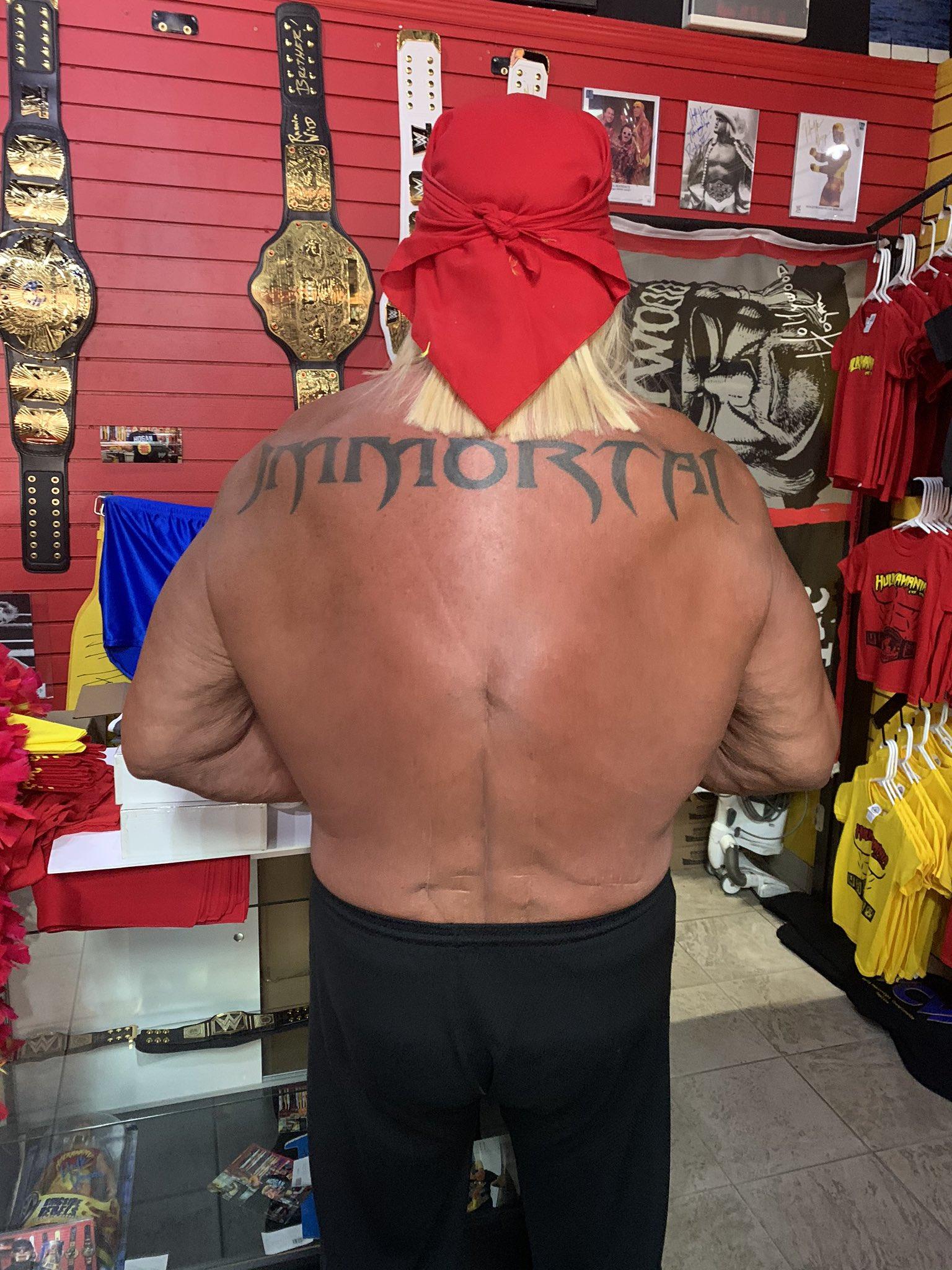 Hulk Hogan on Twitter: