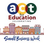 Image for the Tweet beginning: It's #SmallBusinessWeek and we'd like