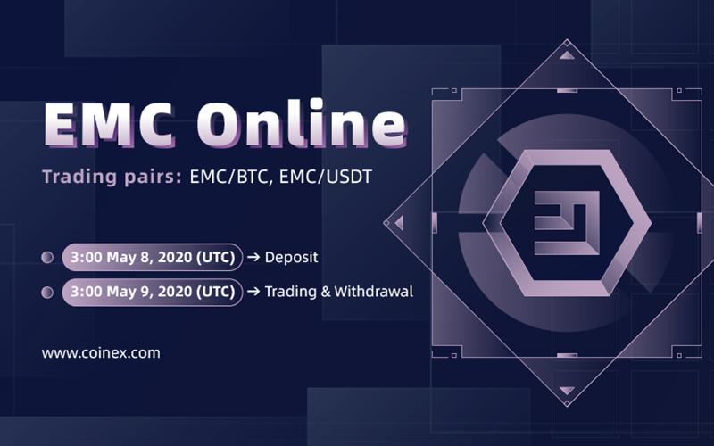 EMC Emercoin coin