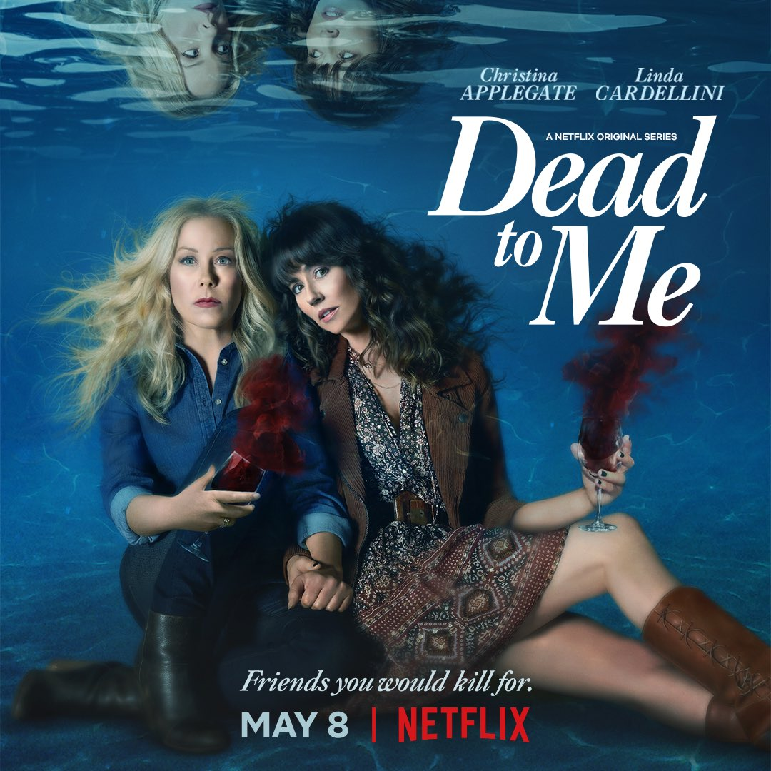 It feels glib to promote.  But tonight we drop. Midnight on Netflix. I hope we take you out of the shit for a few hours. Love, Jen and judy https://t.co/6MfheV6zr9