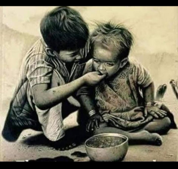 वो शख्स सूरमा है मगर बाप भी तो है रोटी खरीद लाया है तलवार बेच कर...😍 #मेराज_फ़ैज़ाबादी @