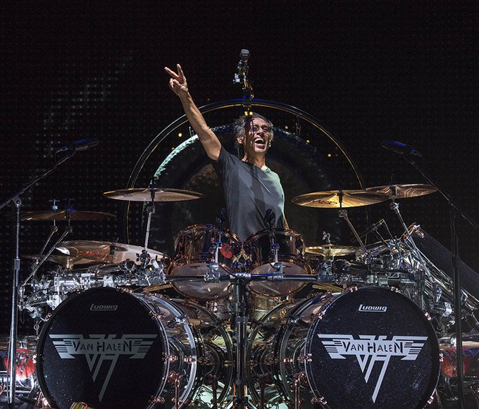 Happy Birthday to Alex Van Halen, 67 today