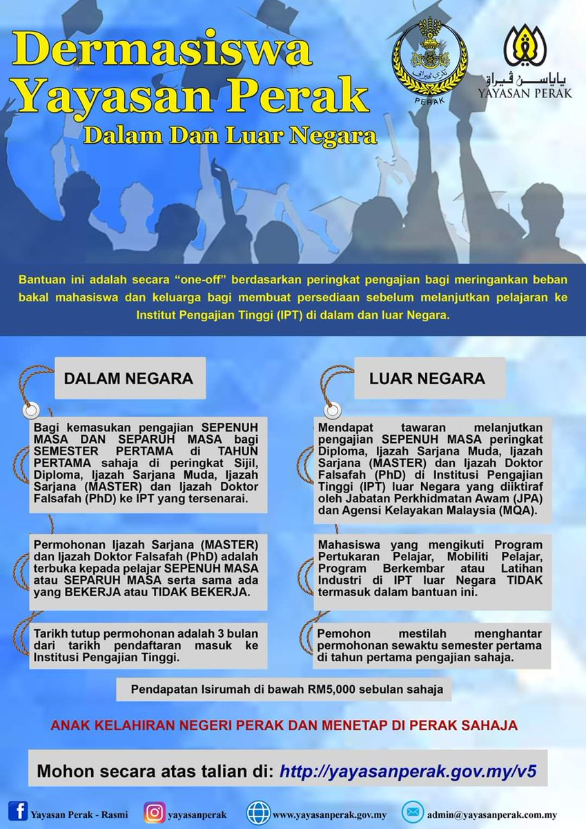 Yayasan Perak Yayasanperak1 Twitter