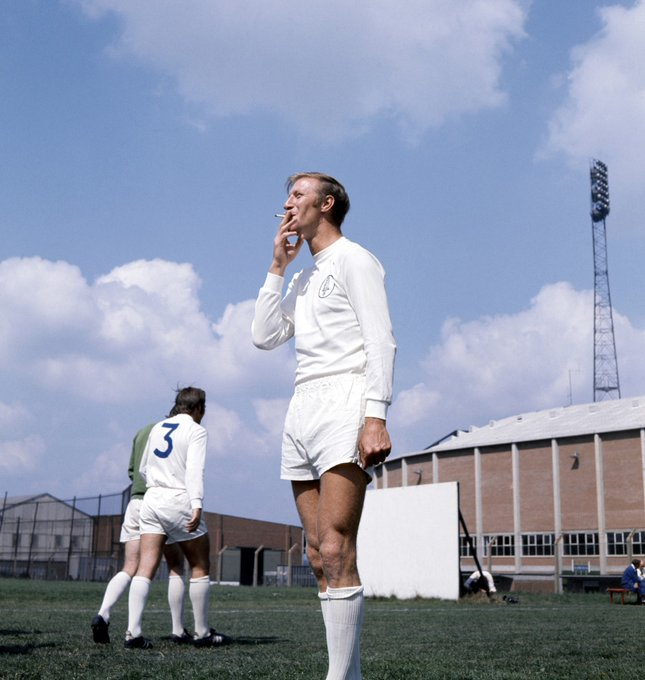 Happy Birthday to legend Sir Jack Charlton