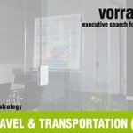 Image for the Tweet beginning: MANAGER TRAVEL & TRANSPORTATION (w/m/x)